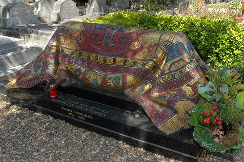 Nureyev_grave