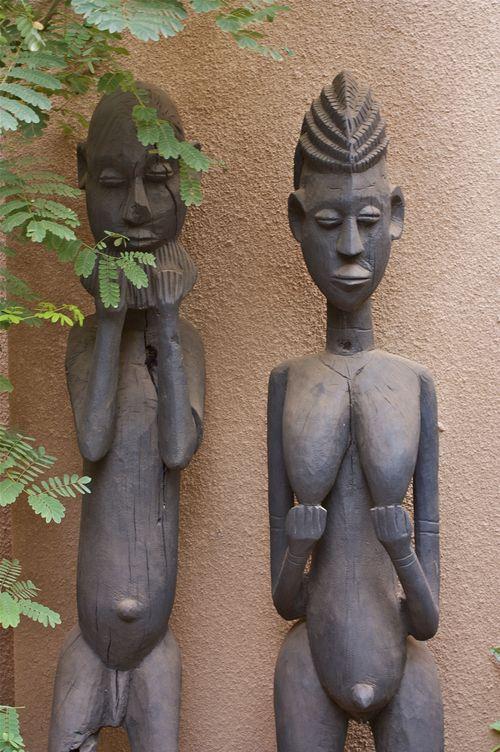 Mali_statues
