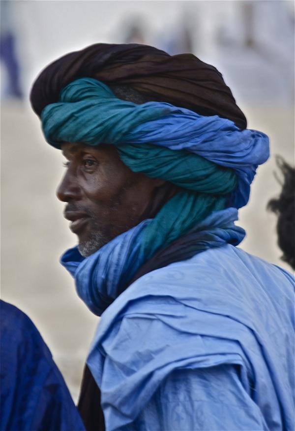 Tuaregblue