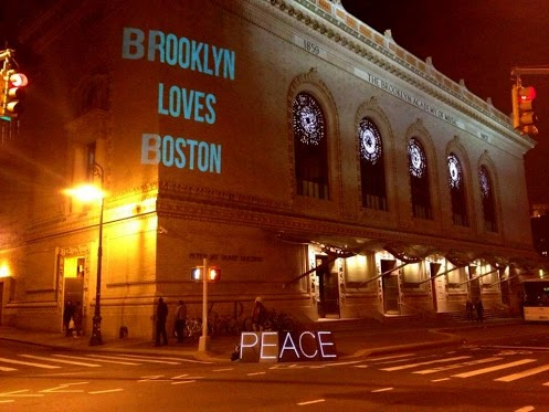 Brooklyn loves boston